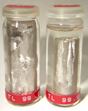 tallium kemisk beteckning